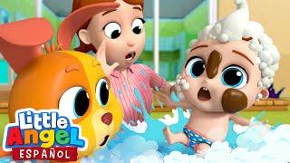 ¡Mamá, Yo no me quiero bañar!   Bebé Juan en Español
