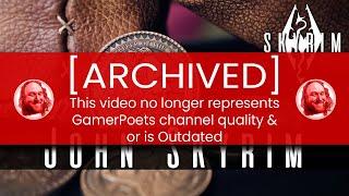 John Skyrim Modding Monday 7
