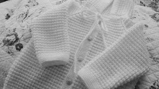 New Knitting Design For Baby Sweater ,दो सिलाए का बहुत आसान डिज़ाइन बुने#16