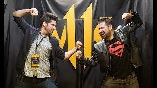 Mortal Kombat 11 - AngryJoe vs Jeremy Jahns!