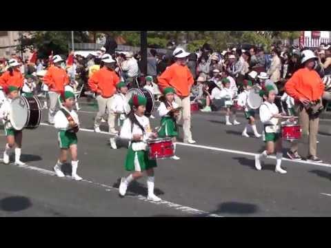 福岡いずみ幼稚園マーチングバンド、 高須幼稚園マーチングバンド2013博多