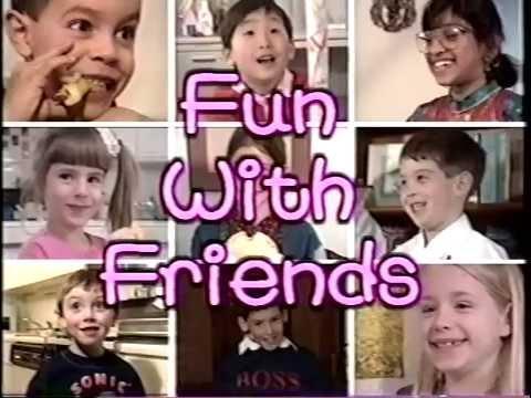 Fun with Friends - NHK Eigo de Asobo - May 1997 (1/3)