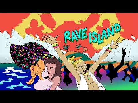 Major Lazer - Escape From Rave Island (S.1, Ep.2)