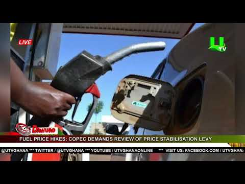 Fuel Price Hikes: COPEC demands review of price stabilisation levy