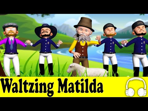 Waltzing Matilda   Muffin Songs