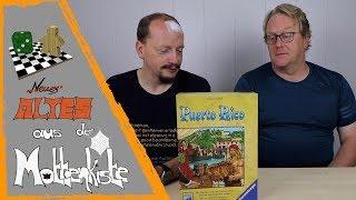 #Mottenkiste - Puerto Rico (Ravensburger 2002)