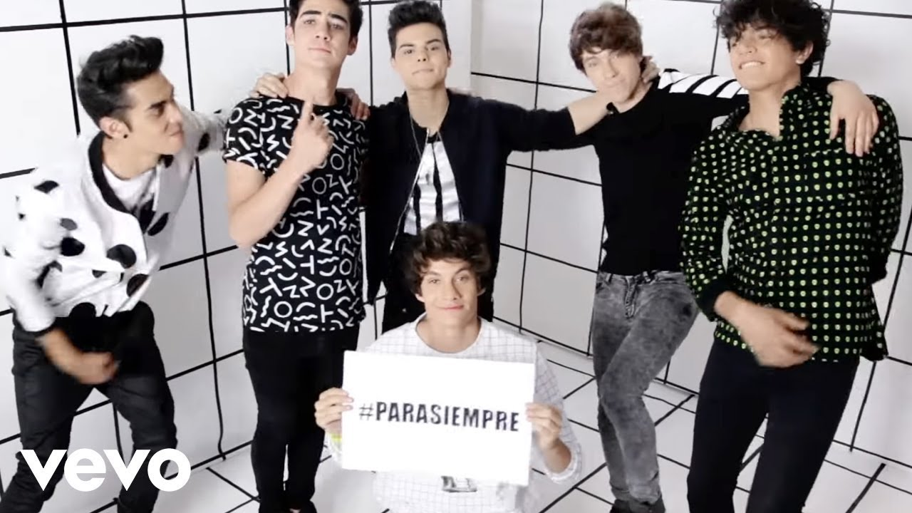 CD9 – Para Siempre (All the Way) ft. Abraham Mateo