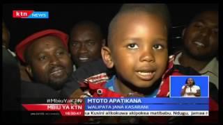 Mbiu ya KTN: Mtoto aliyetekwa nyara Thika apatikana