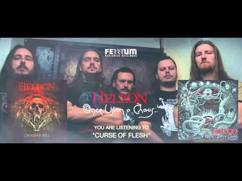 Hell:on - HELL:ON - CURSE OF FLESH (NEW 2015)