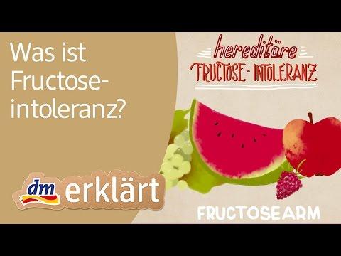 dm erklärt: Unverträglichkeit gegen Fructose (auch Fruchtzucker) - was ist Fructoseintoleranz?