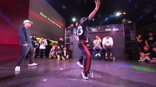 Dio vs DownzKnu BEST8 Beat Around vol.18 慶應大 ダンスサークル Revolveイベント