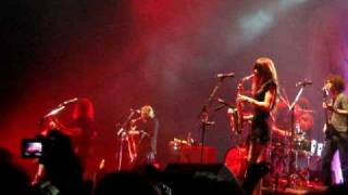 The Zutons - Zuton Fever (live in Liverpool)