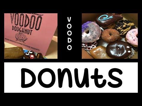 VooDoo Donut Tasting FRENZY | Fast & Furious Ride Review Universal Studios Orlando