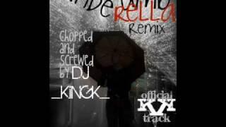 Chris Brown - Cinderella Chopped and Screwed by DJ  _KiNGK_