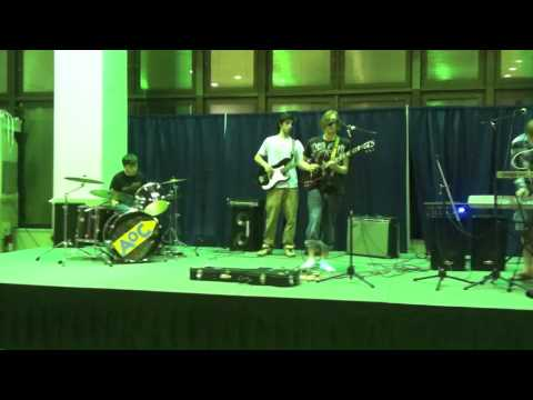 The Assortment of Crayons - Improvised Jam - 3-7-12 SUNY New Paltz