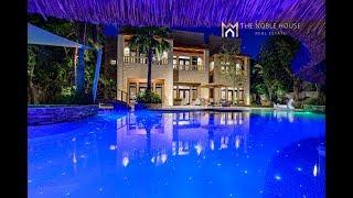 TNH-S-2176 - Emirates Hills Villa Long Version - The Noble House Real Estate