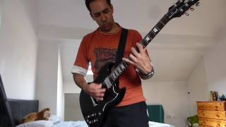 The Donnas - All Messed Up (Guitar Cover)