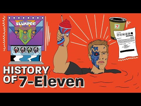 Slurpees, Big Gulps, and Late Night Munchies: The History of 7-Eleven