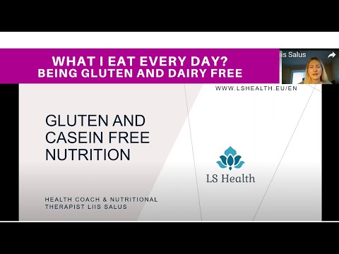 Gluten and Casein Free Nutrition – My Life
