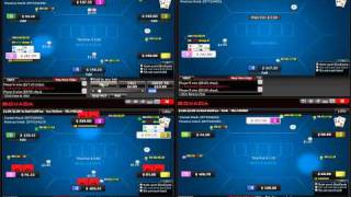 Day 17a | Part 9/16 | Online Poker Challenge | Win $100k | Texas No Limit Holdem Poker | HD Gameplay