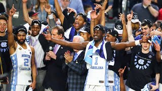 UNC Road To The Championship(NCAA Tournament)