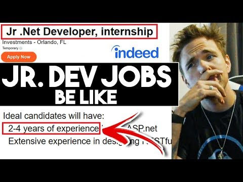 GARBAGE PROGRAMMING JOBS | Jr. Developers - 1st Edition #grindreel
