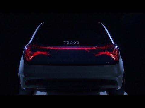 Audi OLED 'The Swarm'