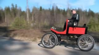 1899 Locomobile Steam Car