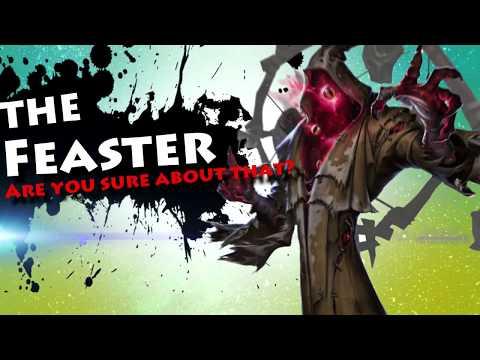 Identity V - 8v2 Match - The Feaster - gameplay