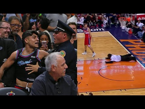NBA Moments If Were Not Filmed Nobody Would Believe It (PART 2)