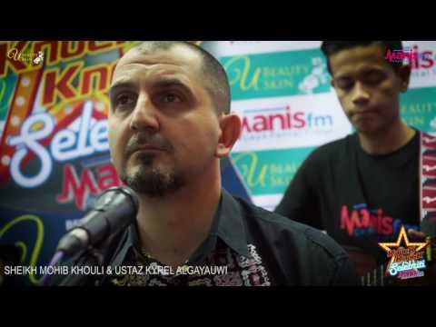 Download Syeikh Mohib Khouli Ustaz Kyrel Al Gayauwi Akustika Manis Dalam Knock Knock Selebriti