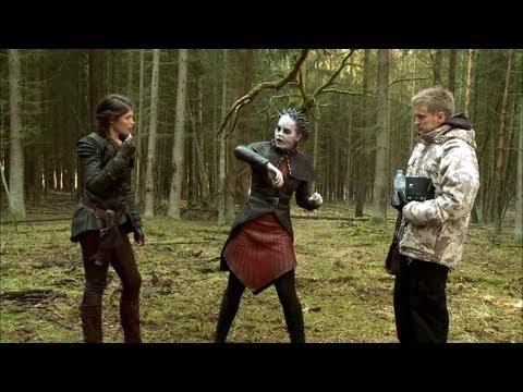 Gemma Arterton on Hansel and Gretel Witch Hunters (Part 2)