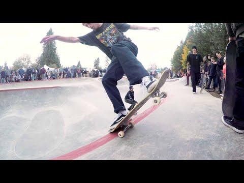 Coeur d'Alene Skate Park Grand Opening