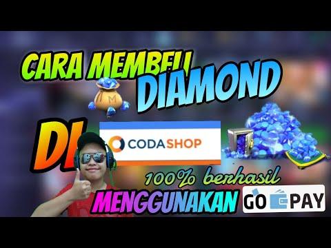 CARA MEMBELI DIAMOND DI CODASHOP MENGGUNAKAN GOPAY - ML TUTORIAL #3