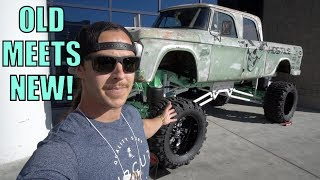 THE ULTIMATE OLD FARM TRUCK!