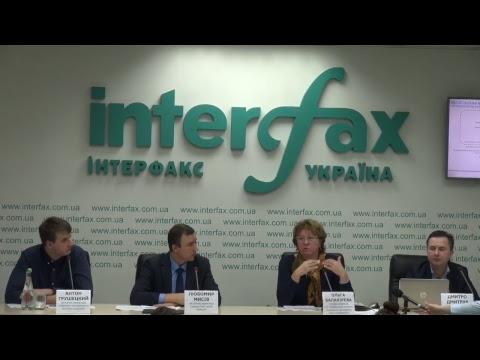 """Трансляция пресс-конференции  на тему """"Электоральные настроения и проблемы, наиболее волнующие население Украины, осень 2018 г."""""""