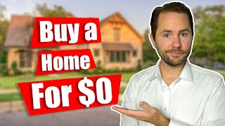 FREE HOUSES - 3 No Down Payment Home Loans