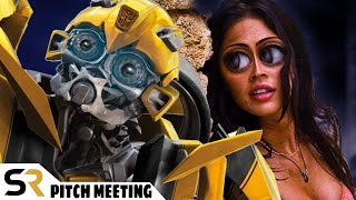 Transformers Pitch Meeting by Screen Rant