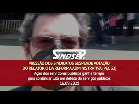 Cancela a Reforma já: pressão faz resultado e votação é adiada