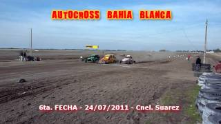 preview picture of video 'AutoCross en Suarez 6ta. Fecha'