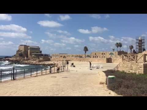 Кейсария-город Римской эпохи