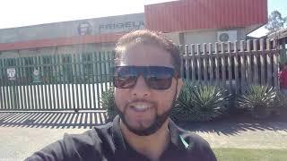 VISITA NA FÁBRICA  DA EOS (TERMOPAINEIS)