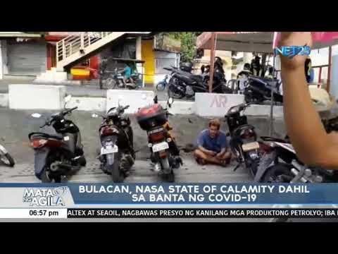 [EagleNewsPH]  Bulacan, isinailalim na sa State of Calamity