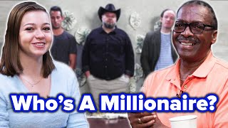 Teen Vs. Adult Guess Who Is A Millionaire Out Of A Lineup