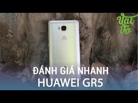 Videos: Video - Đánh giá nhanh Huawei GR5: flagship phân khúc tầm trung cho giới trẻ