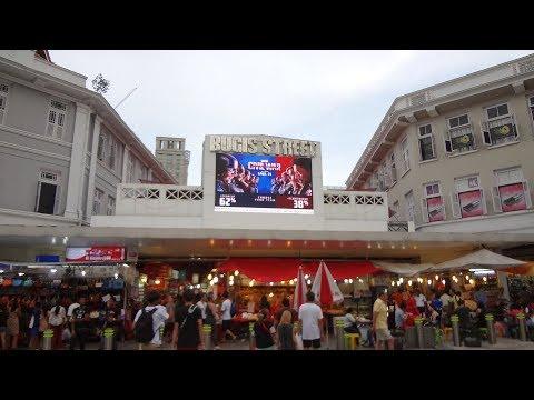 Bugis: A Dining and Shopping Hub