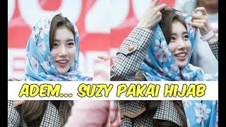 Video Bae Suzy Pakai Hijab dari Fans Indonesia