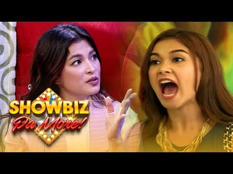 Showbiz Pa More: Angel Locsin narrates how she prepares for intense scenes in ' The Legal Wife'