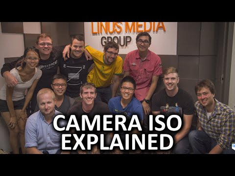 What The ISO Settings On Your Camera Mean, And The Best Way To Tweak Them