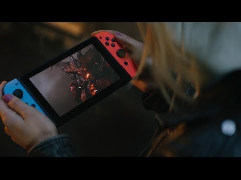 Diablo III: Eternal Collection on Nintendo Switch Live Action Trailer